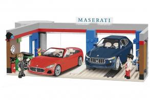 COBI Maserati Garage Set