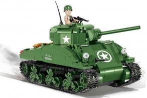 COBI Sherman M4A1