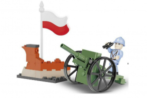 COBI 75 mm Field Gun 1897
