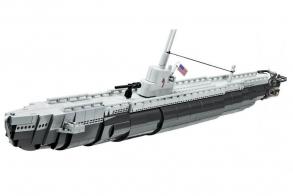 COBI Gato Class Submarine - USS Wahoo SS-238