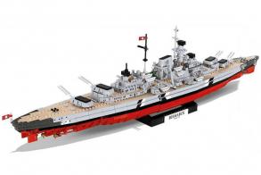 COBI Battleship Bismarck