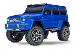 TRAXXAS TRX-4 Mercedes G 500 1:10 4WD Scale and Trail Crawler Blue
