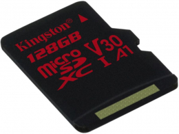 Разное Карта памяти micro SDHC UHS-I U3 Canvas React 32 ГБ