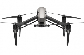 DJI Квадрокоптер DJI Inspire 2 L (без видеокамеры, с лицензией)