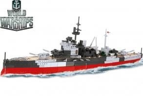 COBI HMS Warspite