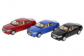 HC-Toys 1:32 Mercedes-Benz S600 68601 свет, звук