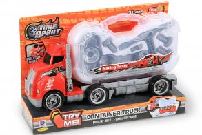 HC-Toys Набор инструментов 661-71 в чемодане + машина