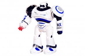 Crazon Робот р/у Интерактивный (стреляет присосками)