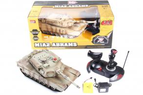 HC-Toys Танк р/у 1:14 Abrams Джойстик