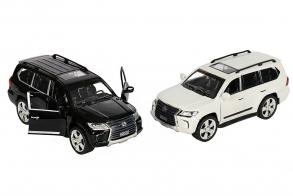 HC-Toys 1:24 Lexus LX570 свет, звук, инерция