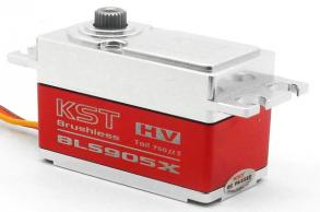 KST Сервомашинка цифровая бесколлекторная (8кг/0,035сек)
