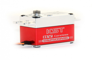 KST Сервомашинка цифровая (28кг/0,10 сек)