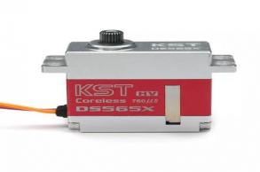 KST Сервомашинка цифровая (6кг/0,04сек)