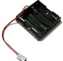 Fuse 4 x AA Battery Holder  Futaba