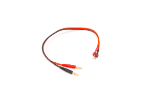 Fuse Charging lead T-Plug 30cm 14awg male