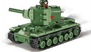 COBI 590 PCS SMALL ARMY /3039/ WOT KV-2