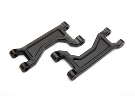 TRAXXAS запчасти  Suspension arms, upper, black (left or right, front or rear) (2)