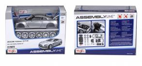 HC-Toys Мод. маш. 1:24-1:31 MAISTO Assembly Line (сборка)