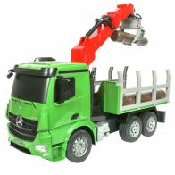 HC-Toys Спецтехника р/у 1:20 Mercedes Самогруз