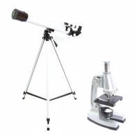 HC-Toys Телескоп и микроскоп набор
