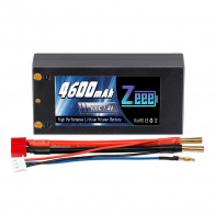 Zeee Power Аккумулятор Zeee Power 2s 7.4v 4600mah 120c (Short)