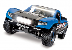 TRAXXAS Unlimited Desert Racer Blue