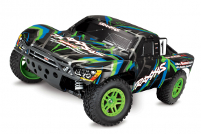 TRAXXAS Slash 4x4 1:10 Green
