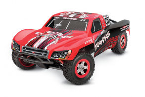TRAXXAS Slash 1:16 4WD TQ Fast Charger Red