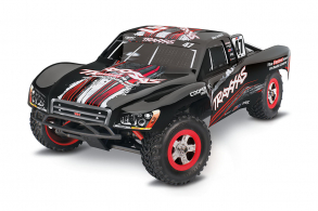 TRAXXAS Slash 1:16 4WD TQ Fast Charger Black