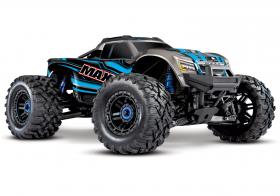 TRAXXAS Радиоуправляемая машина Traxxas Maxx 1/10 4WD Blue