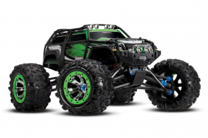 TRAXXAS Summit 1:10 4WD TQi Ready to Bluetooth Module (w:o Battery and Charger) Green