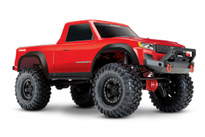 TRAXXAS TRX-4 1:10 Sport 4WD Scale Crawler Red