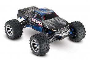 TRAXXAS Revo 3.3 Nitro 1:10 4WD TQi Bluetooth module TSM Blue