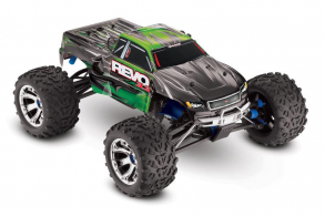 TRAXXAS Revo 3.3 Nitro 1:10 4WD TQi Bluetooth module TSM Green