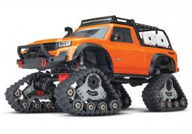 TRAXXAS 1/10 Scale 4X4 Trail Truck Orange
