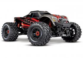 TRAXXAS Радиоуправляемая машина Traxxas Maxx 1/10 4WD Red