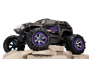 TRAXXAS Summit 1:10 4WD TQi Ready to Bluetooth Module (w:o Battery and Charger) Purple