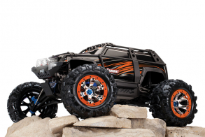 TRAXXAS Summit 1:10 4WD TQi Ready to Bluetooth Module (w:o Battery and Charger) Orange