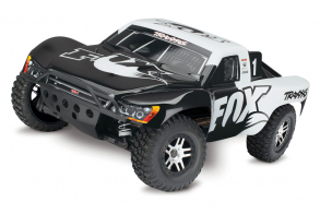 TRAXXAS Slash 4x4 VXL 1:10 TSM Fox