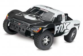 TRAXXAS Slash 4x4 VXL 1:10 TSM Fox