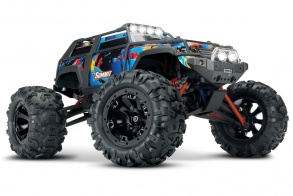 TRAXXAS Summit 1:16 4WD + LED Rock'n'roll