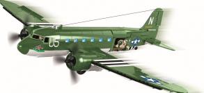 COBI 550  PCS  HC  WWII  /5701/  DOUGLAS  C-47  SKYTRAIN