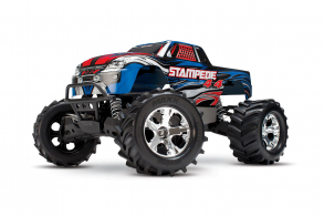 TRAXXAS Stampede 1:10 4x4 1:10 TQ Fast Charger Blue