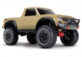 TRAXXAS TRX-4 1:10 Sport 4WD Scale Crawler TAN