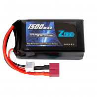 Zeee Power Аккумулятор Zeee Power 3s 11.1v 1500mah 45c SOFT