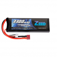 Zeee Power Аккумулятор Zeee Power 3s 11.1v 3300mah 45c SOFT