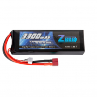 Zeee Power Аккумулятор Zeee Power 4s 14.8v 3300mah 45c SOFT