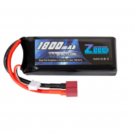 Zeee Power Аккумулятор Zeee Power 2s 7.4v 1800mah 45c SOFT
