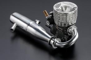 O.S. Engines OSSP 21XZ-B TY 110% COMBO SET