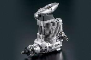 O.S. Engines FSα-72 II (61N) W/F-5030 SILENCER